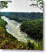 009 Niagara Gorge Trail Series  Metal Print