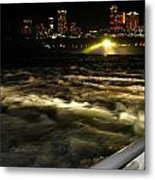 013 Niagara Falls Usa Rapids Series Metal Print