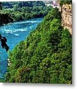 014 Niagara Gorge Trail Series  Metal Print