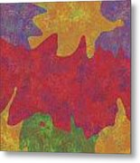 0146 Abstract Thought Metal Print