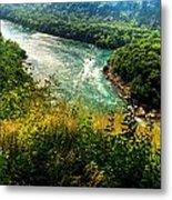 019 Niagara Gorge Trail Series  Metal Print