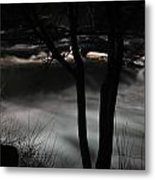 02 Niagara Falls Usa Rapids Series Metal Print