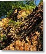 023 Niagara Gorge Trail Series  Metal Print