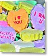 04 Valentines Series Metal Print