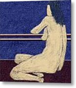 0452 Figurative Art Metal Print