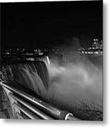 06 Niagara Falls Usa Series Metal Print