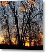 07 Sunset Metal Print