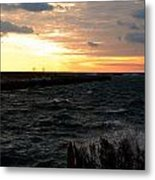 08 Sunset Metal Print