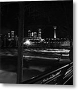 09 Niagara Falls Usa Rapids Series Metal Print