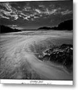 Llanddwyn Island Beach Metal Print