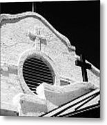 Saint Thomas Indian Mission  Metal Print