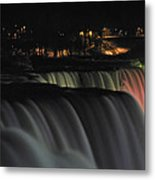 010 Niagara Falls Usa Series Metal Print