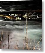 03 Niagara Falls Usa Rapids Series Metal Print