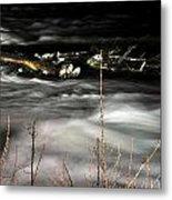 06 Niagara Falls Usa Rapids Series Metal Print