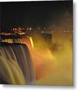07 Niagara Falls Usa Series Metal Print