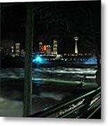09 Niagara Falls Usa Rapids Series Metal Print