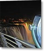 09 Niagara Falls Usa Series Metal Print