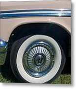 1929 Desoto Firefly Convertable Metal Print