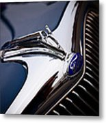 1935 Ford Coupe Metal Print