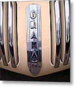 1940 Graham Grill Ornament Metal Print