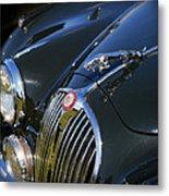 1961 Jaguar Mk II 3.8 Litre Automatic Metal Print