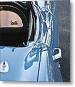1967 Chevrolet Corvette  Metal Print