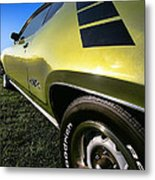 1971 Plymouth Gtx Metal Print