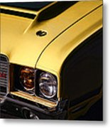 1972 Oldsmobile Cutlass 442 Metal Print