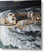 A Lighter Amphibious Re-supply Cargo Metal Print