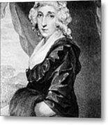 Abigail Adams (1744-1818) Metal Print