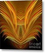 Abstract 107 Metal Print