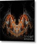Abstract 171 Metal Print