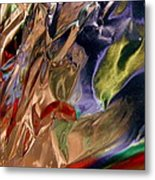 Abstract 3222 Metal Print