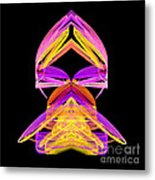 Abstract Fifty-six Metal Print