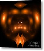 Abstract Fifty-two Metal Print