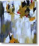 Abstract Landscape. Metal Print
