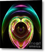 Abstract Seventy-one Metal Print