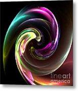 Abstract Seventy-three Metal Print