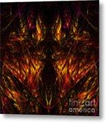 Abstract Thirty-nine Metal Print