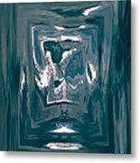 Abstracts From Croatia Metal Print