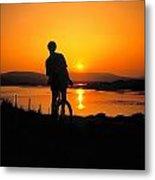 Achill Island, Co Mayo, Ireland Metal Print