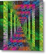 After The Rain 4 Metal Print by Tim Allen