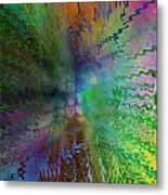 After The Rain  Metal Print by Tim Allen