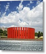 Alcorcon Arts Creation Centre Metal Print