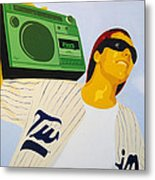 Alex Metal Print by Michael Ringwalt