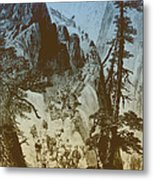 American Gold Rush Metal Print