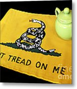 American Tea Party Metal Print