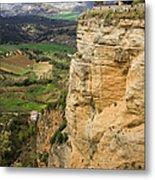 Andalusia Landscape Metal Print