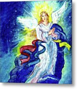 Angel Of Joy Metal Print