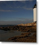 Annisquam Light Metal Print
